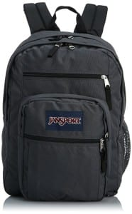 1.JanSport Big Student Classic Backpack