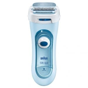 10. Braun Silk Epil Female Electric Shaver
