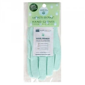 10. Moisturizing Hand Gloves - Jade 1 Pack