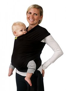 2. Boba Black Baby Wrap