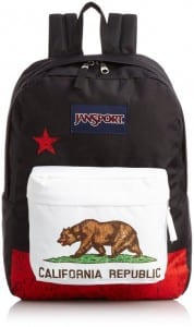 2. JanSport Classis SuperBreak Backpack