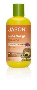 5. JASON Kids Only Daily Detangling Shampoo
