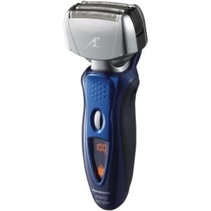 6. Panasonic Electric Shaver with Nanotech Blades