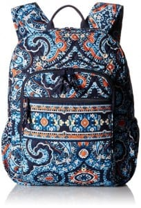 6. Vera Bradley Campus 2 Backpack