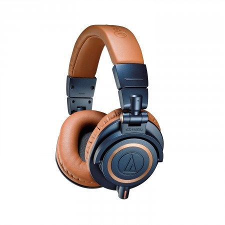 1. Audio-Technica ATH-M50xBL Professional Studio Monitor Headphone