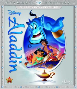 2. Aladdin - Diamond Edition DVD Movies