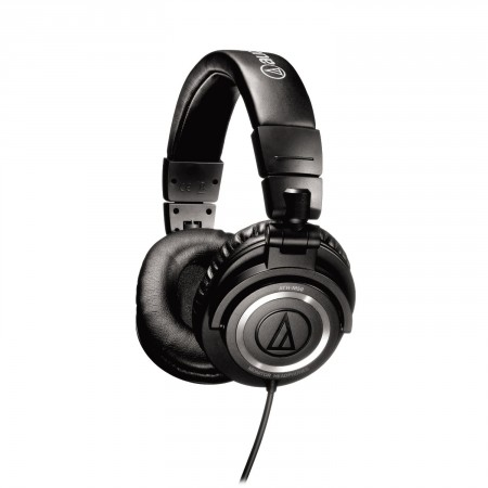 3. Audio-Technica ATH-M50S Professional Studio Monitor Headphones