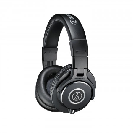 4. Audio-Technica ATH-M40x Professional Studio Monitor Headphones