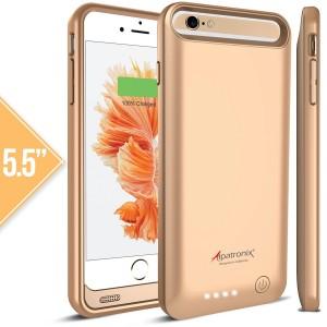6. Alpatronix iPhone Battery Case
