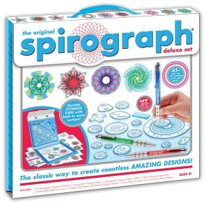 6. Spirograph Deluxe Design Set
