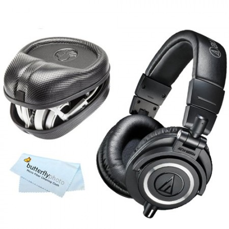7. Audio-Technica ATH-M50x Professional Monitor Headphones