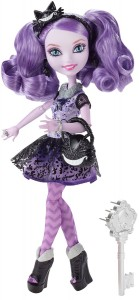 7. Ever After High Kitty Cheshire Doll