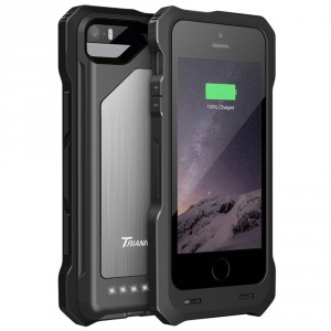 8. IPhone 6 Battery Case Trianium