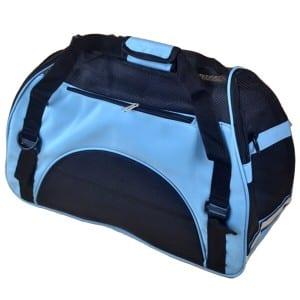 8. PetIQ Unique Hand-Crafted Designer Pet Carrier Bags