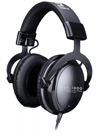 9. Gemini DJ HSR-1000 - Professional Monitoring Headphones