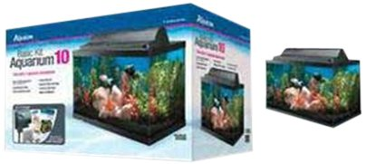 10. Aqueon 17750 Basic Kit Aquarium