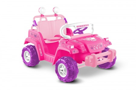 3. National Products 12V Surfer Girl Battery Operated Ride-on