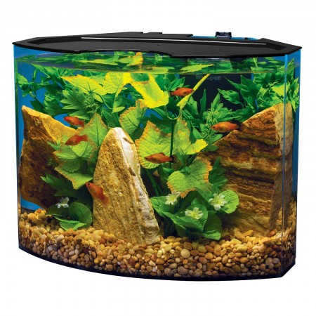 4. Tetra Crescent Acrylic Aquarium Kit