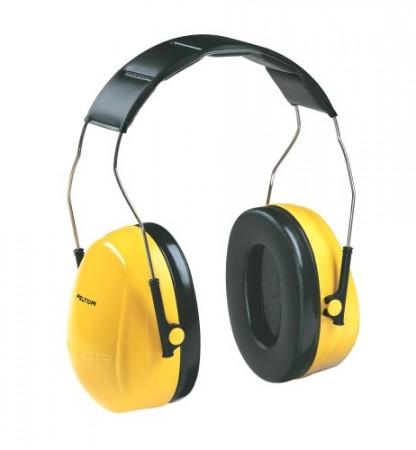 7.3M Peltor Optime 98 Earmuff
