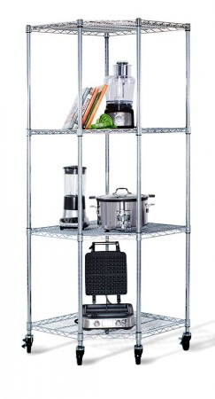 7.Trinity EcoStorage 4-Tier Shelving Rack