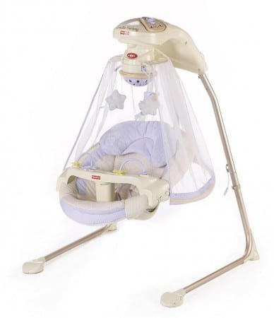 1.Top 10 Best Baby Swings 2015