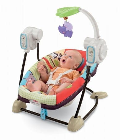 10.Top 10 Best Baby Swings 2015