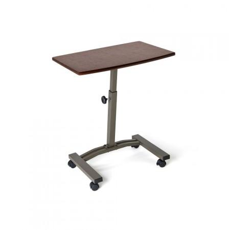 5. Seville Classics Mobile Laptop Desk Cart