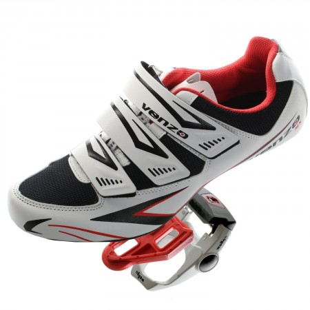 Venzo Road Cycling Shoes Review