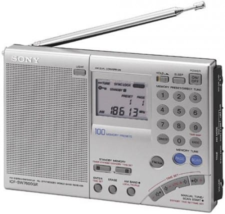 Top 10 Reviews of Best Shortwave Radios 2015
