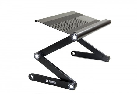 9. Executive Office Solutions Portable Adjustable Aluminum Laptop