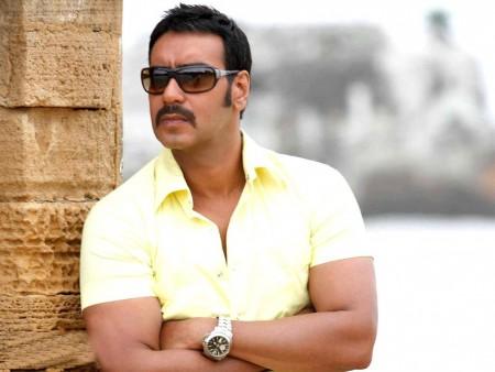 9.Ajay Devgan