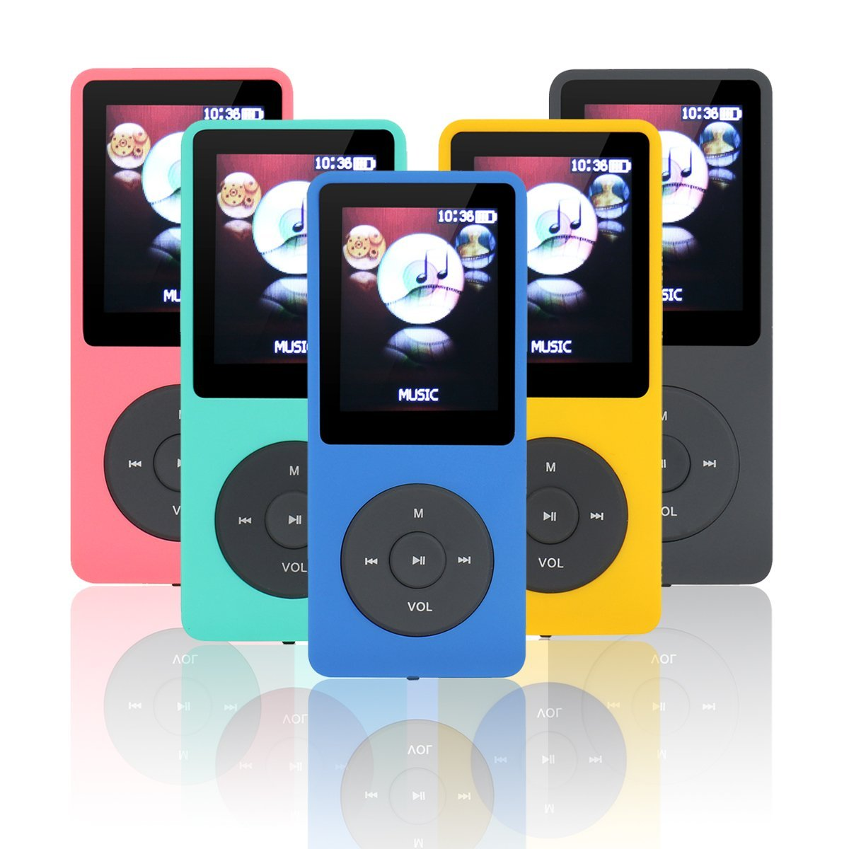 Top 10 Review Of Best Portable MP3 Player 2018
