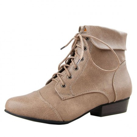 1.Breckelles Ladies Indy-11 Bootie Boots