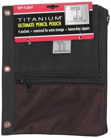 1.The Best Top Flight Titanium Zipper for Students