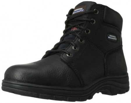 10.Sketchers for Workshire Relaxed Fit Boots