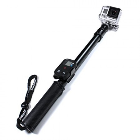 10.The Best Waterproof Selfie Stick for GoPro Review 2016