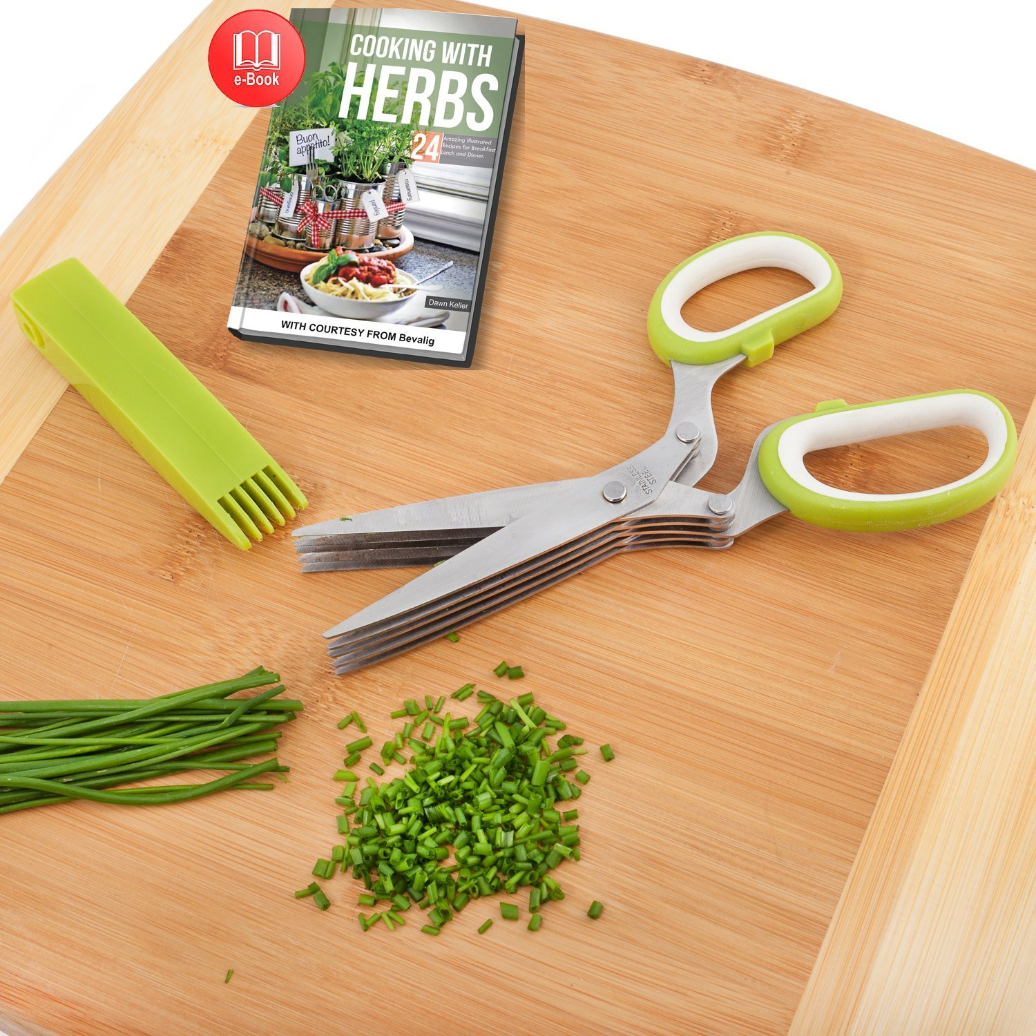 Top 10 Best Chopped Salad Scissors Review In 2016 Top 10