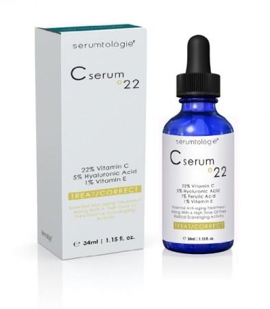 2. Vitamin C serum 22