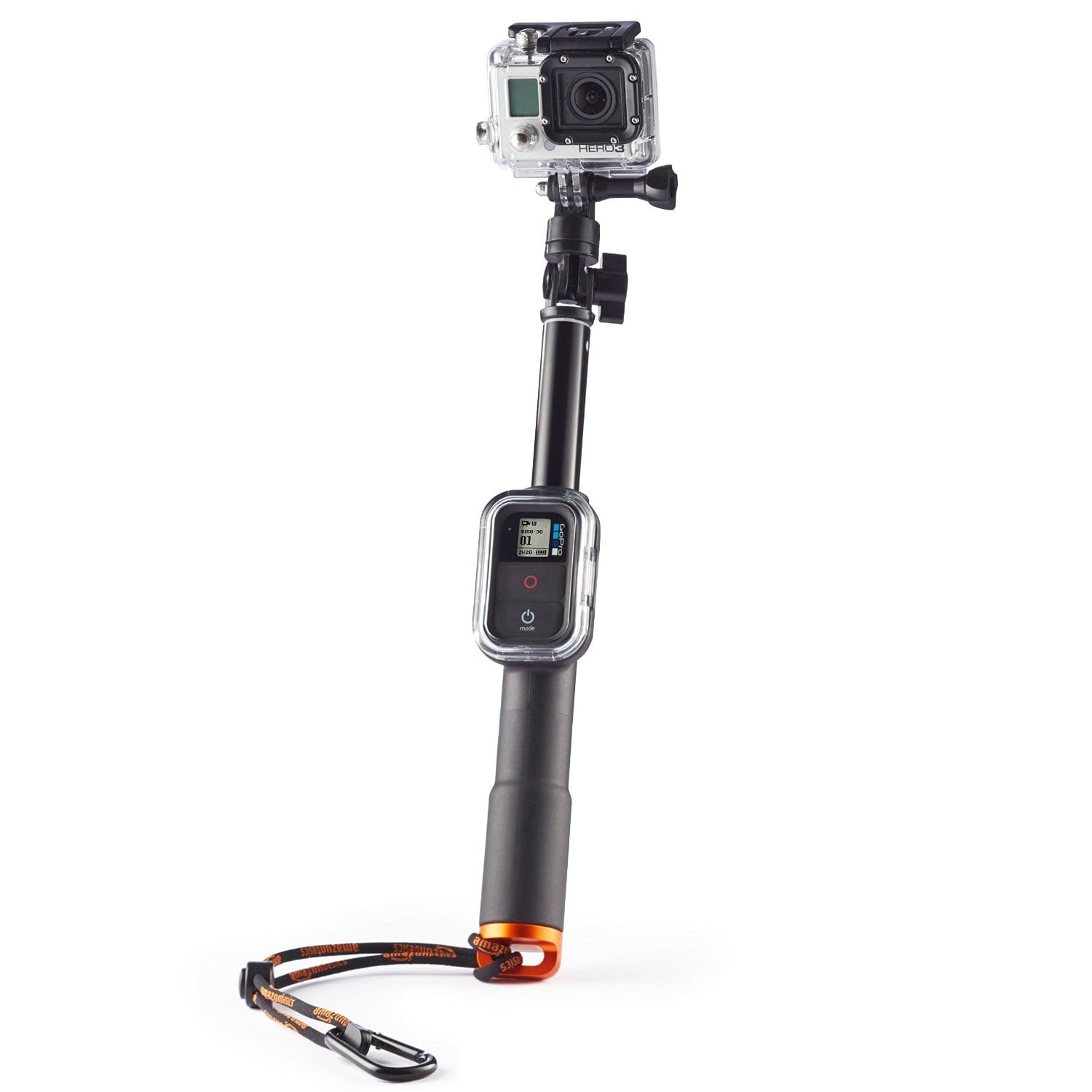 the best gopro selfie stick with remote control review 2017 top 10 review of. Black Bedroom Furniture Sets. Home Design Ideas