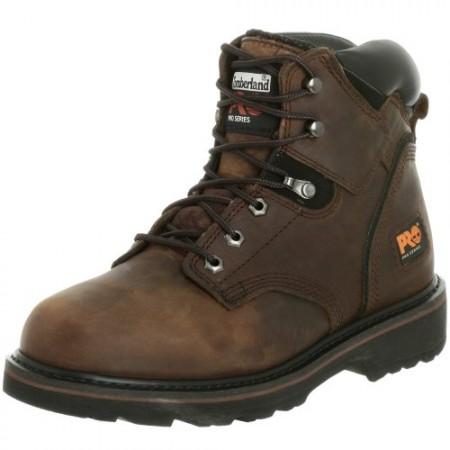 2.Timberland Pro Men Pit Boss Series Boots