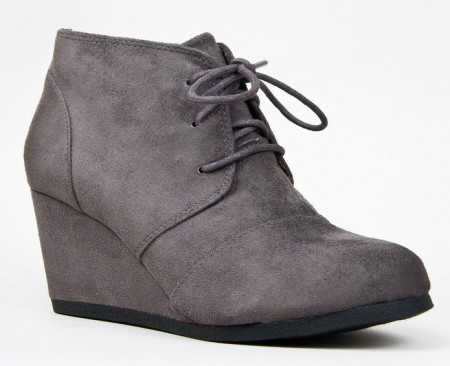 3.City Classified Rex Women Wedges