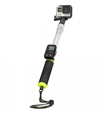 4.The Best Waterproof Selfie Stick for GoPro Review 2016