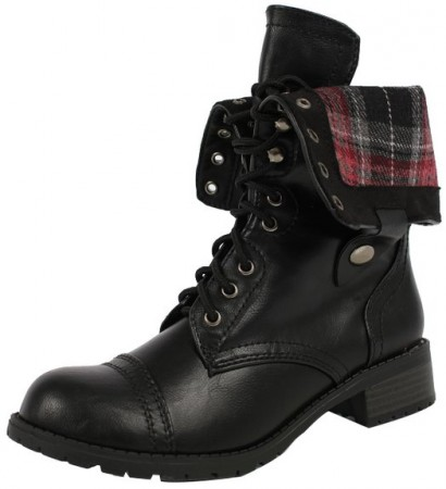 5.The Best Women Combat Boots Review in 2016