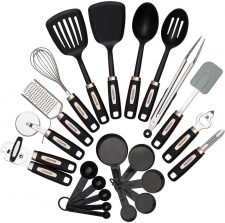 Top Rated Stainless Steel Kitchen Utensil Set