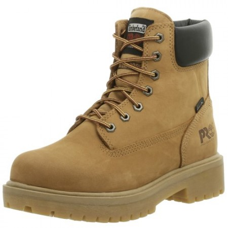 9.Timberland Pro Direct Attach Boots