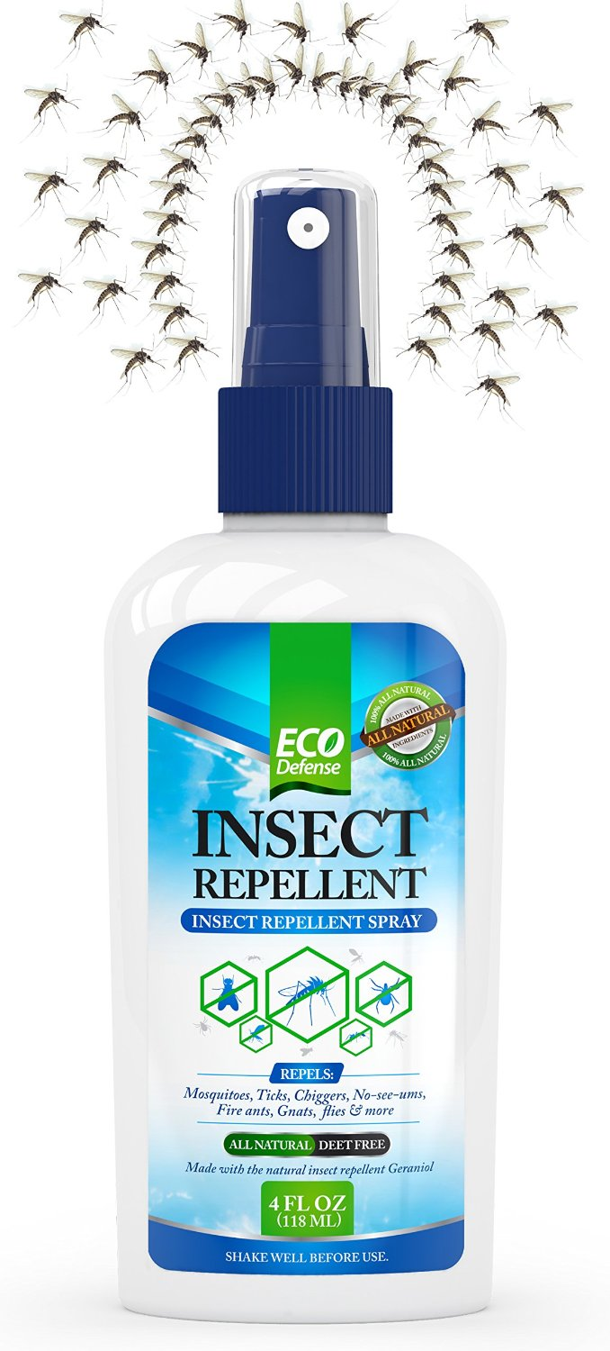 Top 10 Best Essential Oil Bug Sprays Review in 2018 - Top 10 Review Of