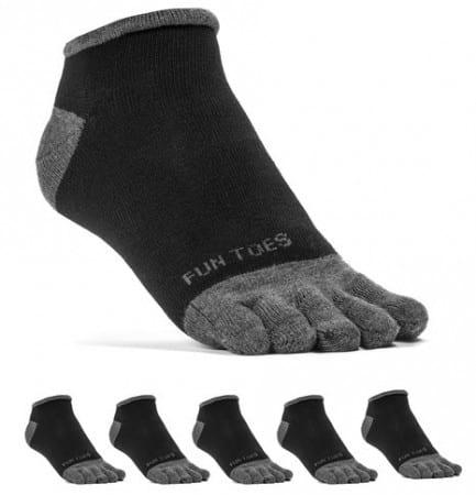 1.Top 10 Best Toe Socks Review In 2016