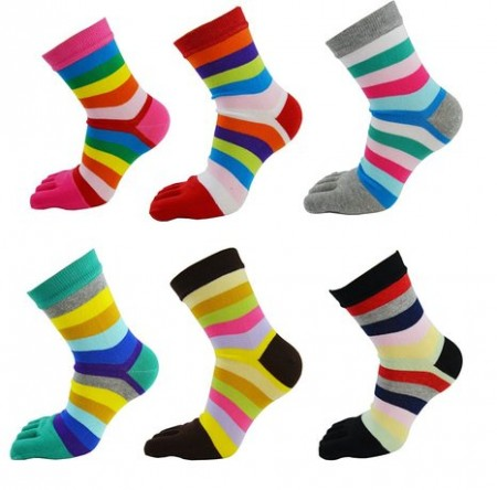 10.Top 10 Best Toe Socks Review In 2016