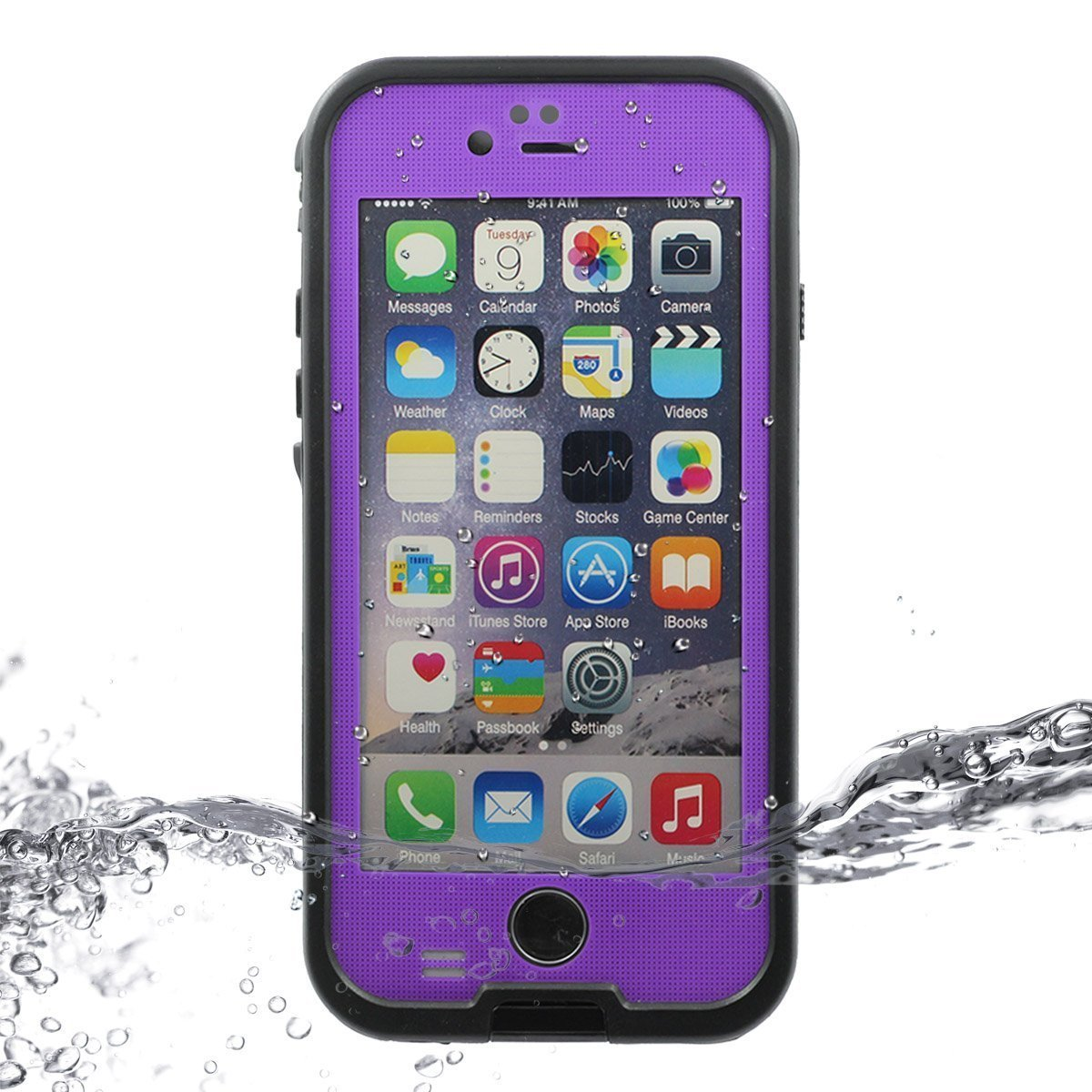water proof case iphone 6