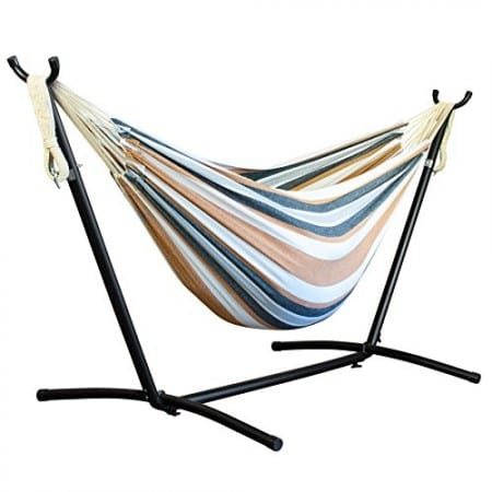 7.Top 10 Best Hammock with Space-Saving Steel Stand Review